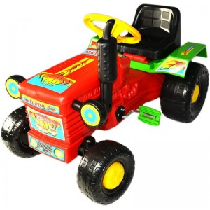 Tractor cu pedale Turbo