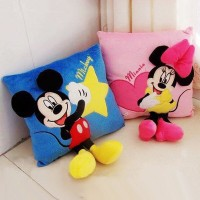 Set  perna Mickey si Minnie Mouse 3D