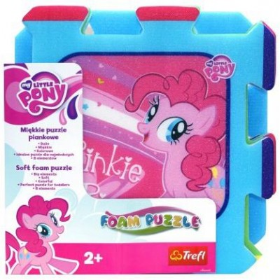Covoras puzzle din spuma My little Pony
