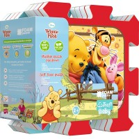 Covor puzzle din spuma Winnie the Pooh