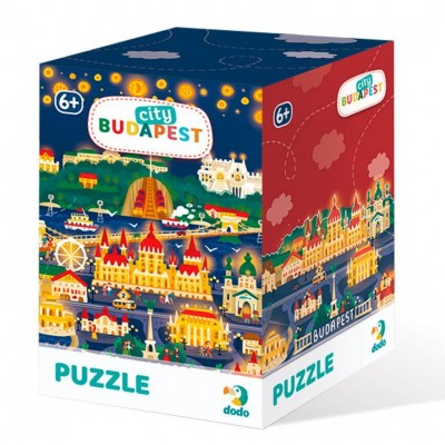 Puzzle - Budapesta (120 piese)