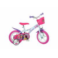Bicicleta copii 12 - Barbie