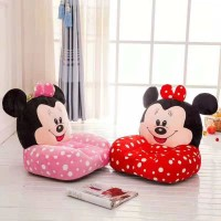 Fotoliu plus cu buline Minnie Mouse