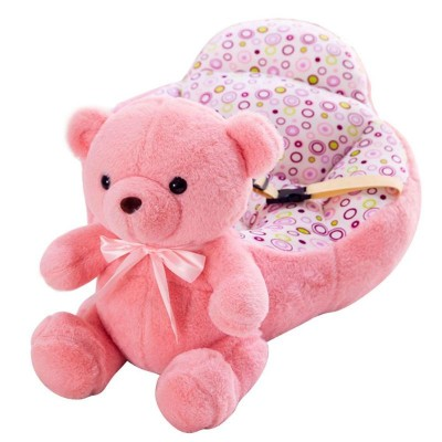 Fotoliu plus Baby Little Pink Bear